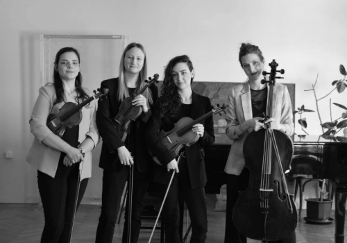 String Quartet Meraki