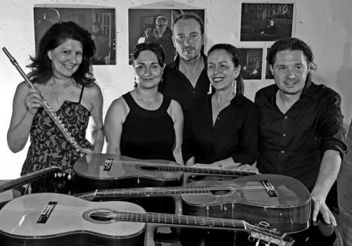 Luisa Sello, Athanor Quitar Quartet